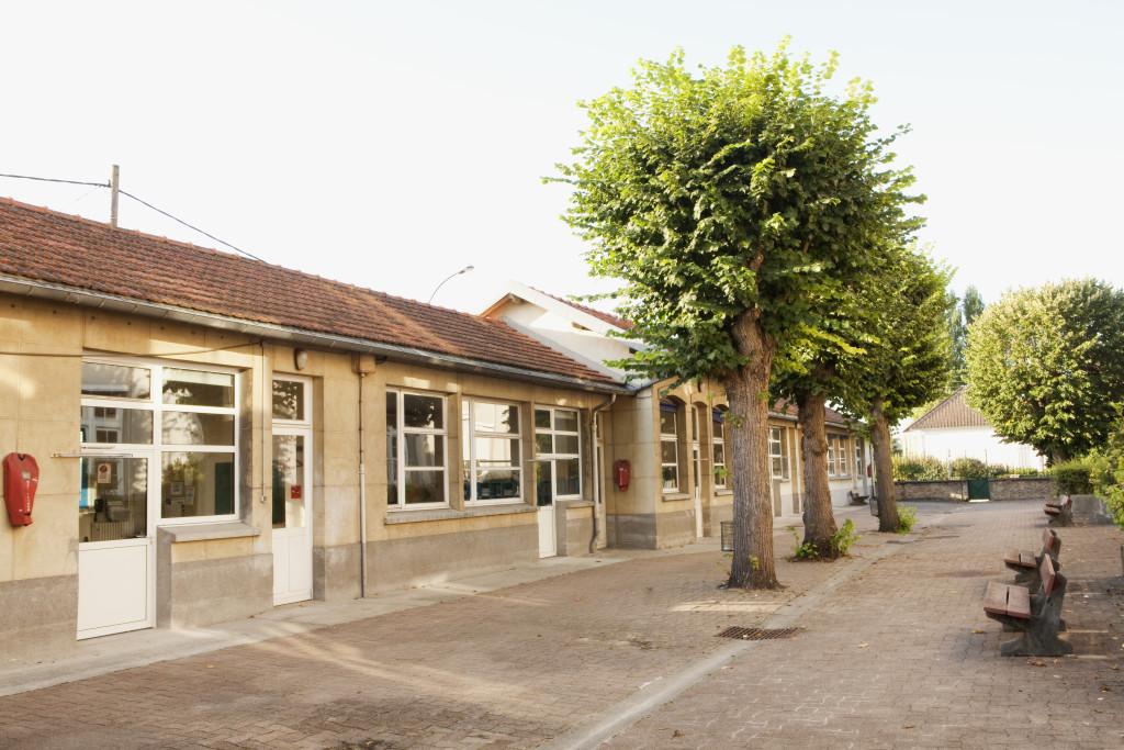 Le CRF de Villiers sur Marne a son école intégrée afin de permettre aux enfants de ne pas couper leur scolarité.